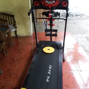 Treadmill electrik 4 fungsi fc 2019