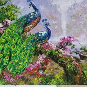 Download 55  Gambar Burung Merak Yang Cantik  Paling Bagus