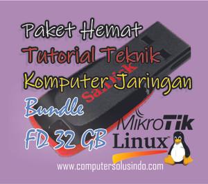 Paket Hemat Tutorial Teknik Komputer Jaringan