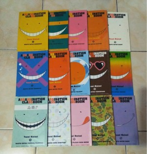 Assassination Classroom 15vol By. Yusei Matsui - Ongoing