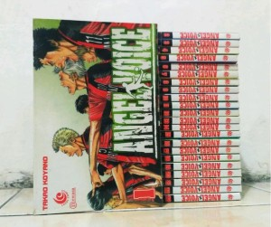 Angel Voice 23vol By. Takao Koyano - Ongoing