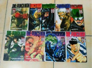 One Punchman 9vol By. Yusuke Murata - Ongoing
