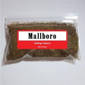 Tembakau Rokok Mallboro (Bulk 40 g) - Linting Tingwe RYO Rasa Marlboro