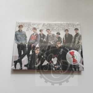[READY] Exo Don't Mess Up With My Tempo Vivace ver Album