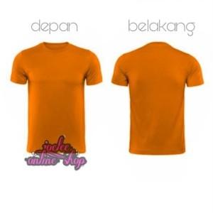 Jual Kaos Desain Custom Sablon Murah Distro Joelee Putih S Jakarta Barat Joelee Tokopedia