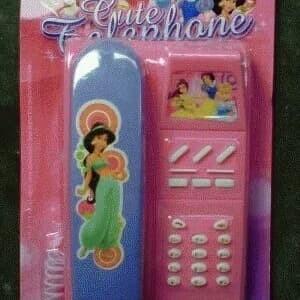 Mainan Telepon Barbie