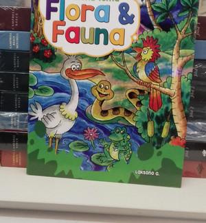 Jual Best Seller Kreatif Mewarnai Aneka Tema Flora Fauna Laksono G Jakarta Pusat Toko Buku Mata Air Tokopedia