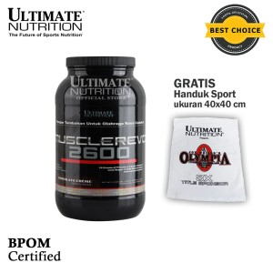 Muscle Juice Revolution (Chocolate), 4.69 lbs - Ultimate Nutrition
