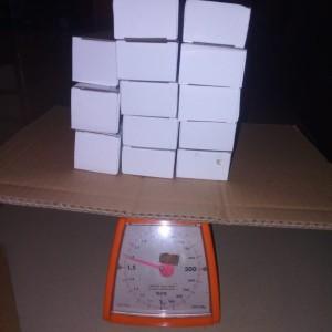 paket pesanan batre 2