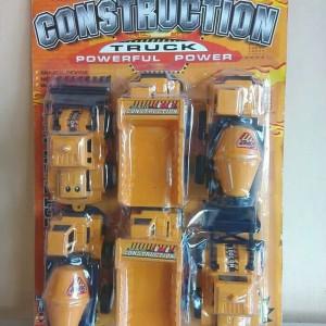 Mainan Mobil Truck Konstruksi / Truk Kontruksi