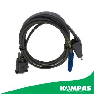 Lemo 7 Pin to Serial 9 Pin Female ComNav