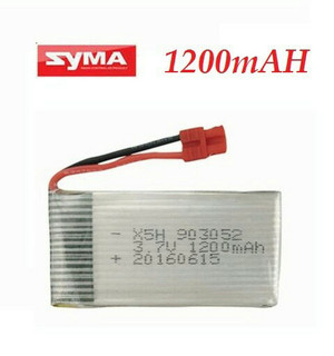 Battery LiPo 3.7V 1200mAh for Drone Syma X5HW X5HC