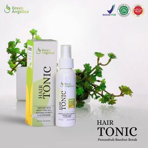 Penumbuh Rambut Rontok, Hair Tonic Green Angelica Accelerator