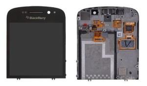 LCD Touchscreen Blackberry Q10 garansi 7 hari