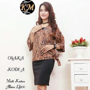BLUS Batik KIMONO OSAKA