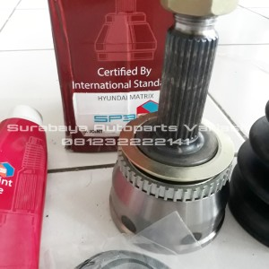 As Roda Luar Hyundai Matrix Cv Joint Outer