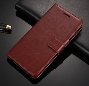 FLIP COVER WALLET Xiaomi Redmi Note 5A casing leather case dompet hp