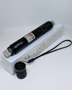Green Laser Pointer / Laser Pointer Hijau 710 Rechargeable USB