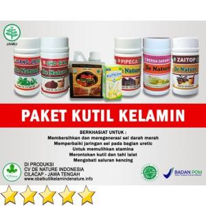 Obat Kutil Kelamin Herbal De Nature Asli