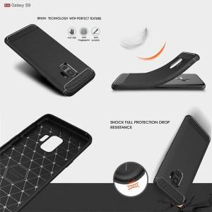Armor Carbon TPU Case Samsung Galaxy S9