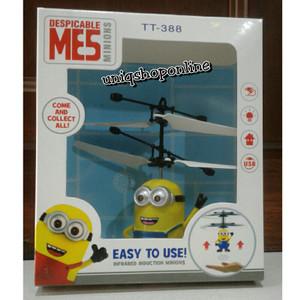 Flying Drone Minion / Mainan Minion Terbang