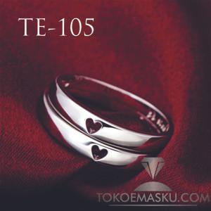 CINCIN PERAK / TUNANGAN / COUPLE / NIKAH MURAH TE- 105