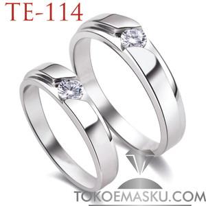 CINCIN COUPLE / PERAK / TUNANGAN / NIKAH MURAH TE- 114