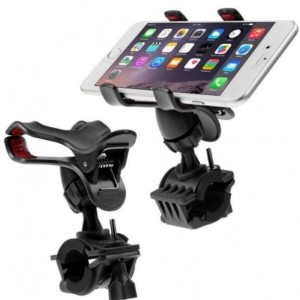 Holder Sepeda Gunung / Motor Mount Bike Lazypod HP for Smartphone GPS