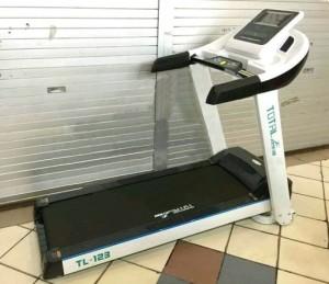 Treadmill Elektrik - TL 123 -solo fitness center