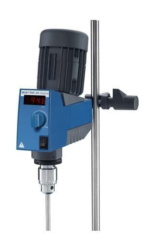 IKA RW 20 Digital Overhead Stirrer, Include Accessories