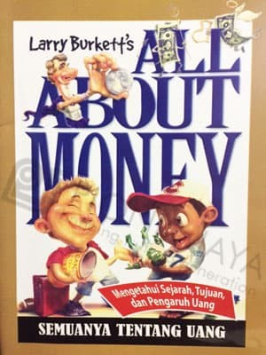 Larry Burkett - All About Money