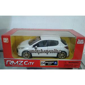 RMZ City. Honda NSX