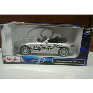 Maisto 1:24 Mercedez-Benz SLS AMG Roadster