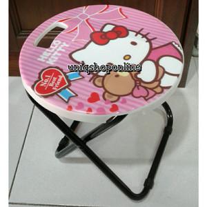 Kursi Anak-Anak Motif Hello Kitty