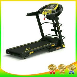 Alat treadmill electrik FC-FUJI AM 4in1