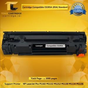 Cartridge Toner HP 85A CE285A Toner HP Laserjet 85A Catridge HP 85A