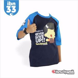 Kaos Anak Karakter Islami Syar'i IbnuSyamil Clothes IBN33