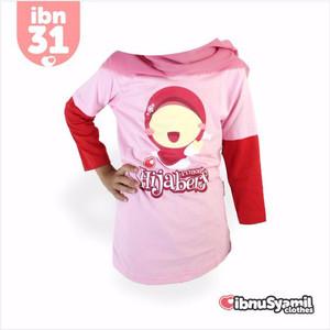Kaos Anak Karakter Islami Syar'i IbnuSyamil Clothes IBN31
