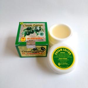 Cream Zaitun Herbal,  Kulit Cerah Dan Halus Alami