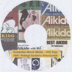 Kumpulan E-book Aikido Dalam Media Compact Disc | CD