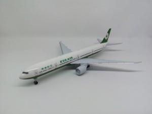Jual Diecast Miniatur Pesawat Terbang Boeing Eva Air Replika Harga Murah Kota Bekasi Markas Diecasr Tokopedia