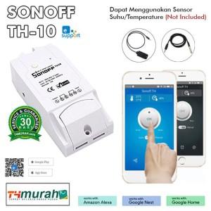 Sonoff Wifi Controller TH10 / Wifi Control Switch Sonoff