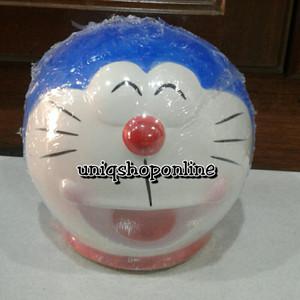 Celengan Kepala Doraemon