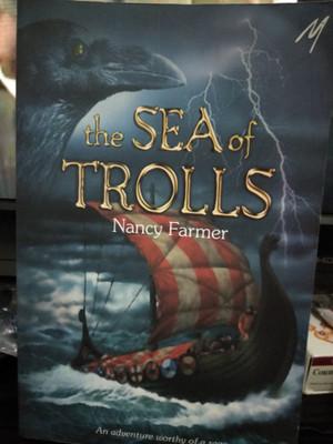 Jual nancy farmer - the sea of trolls - Kab  Tangerang - Xiaomi123    Tokopedia
