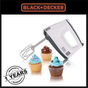 Black And Decker Hand Mixer 300W M350-B1 (C)
