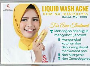 Shineskin wash acne