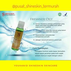 Shineskin freshner oily