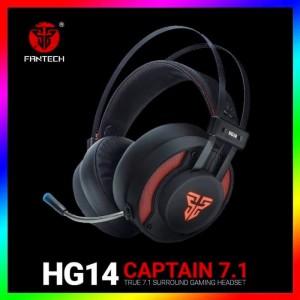 Fantech Captain HG14 7.1 True Surround Gaming Headset HG-14