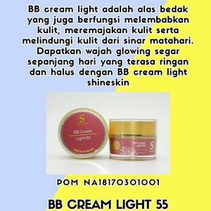 Shineskin bb cream light