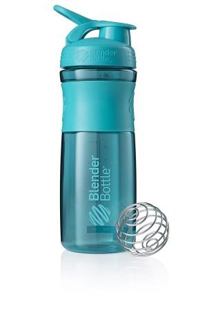 Blender Bottle SportMixer Shaker | Botol Pebble Teal